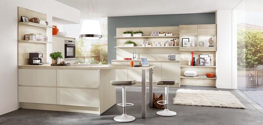 Cocinas Modernas - Touch 335