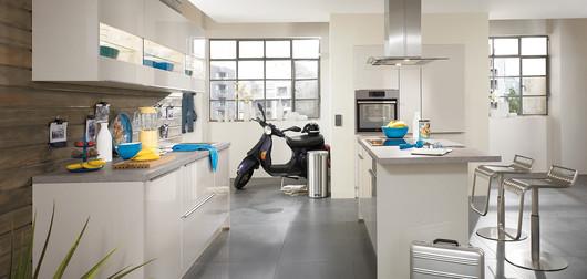 Cocinas Modernas - Lux 383