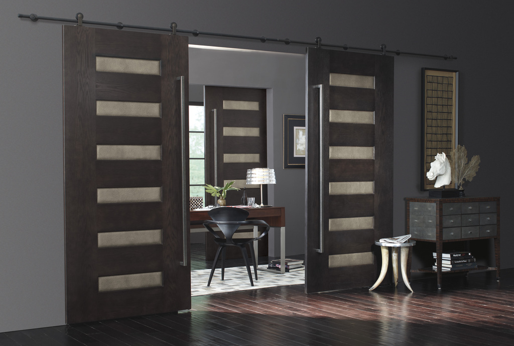 wooden doors modern door collection from trustile