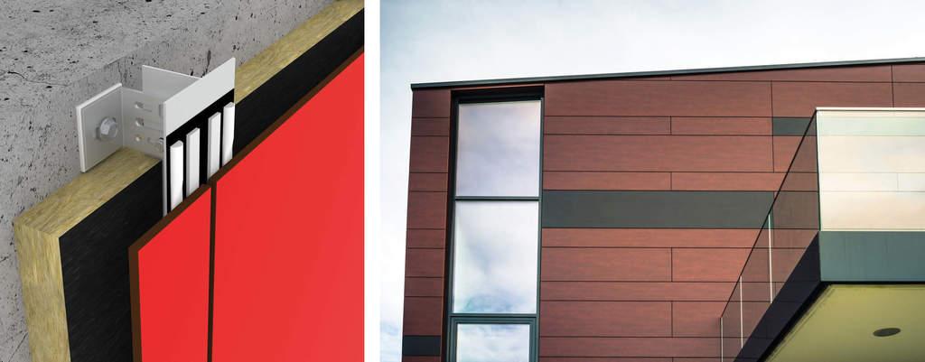 Cómo diseñar fachadas ventiladas con paneles laminados HPL