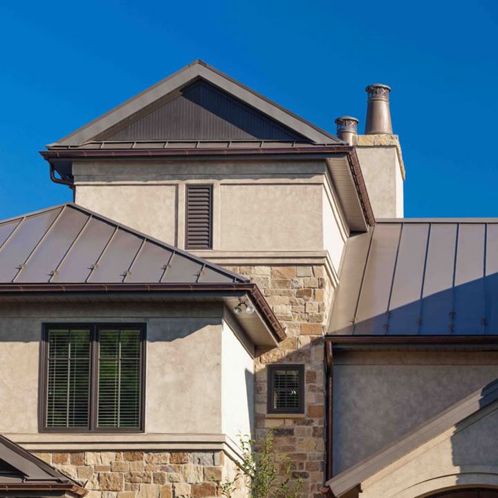 Coppercraft Metal Roof Panels
