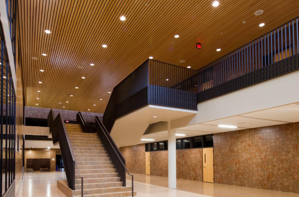 Wood – Solid Wood Linear Ceilings & Walls