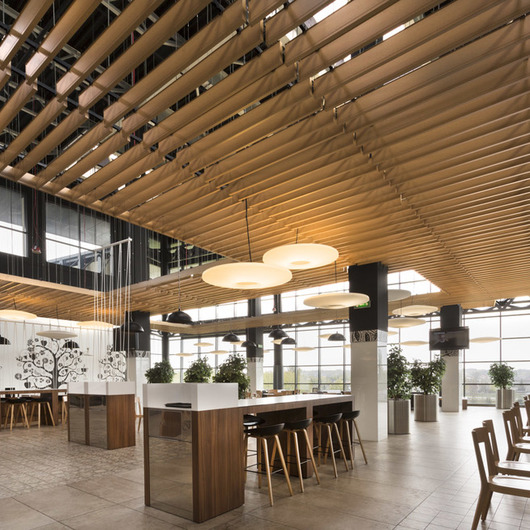 Metal Ceilings - Baffles Tavola™ Straight