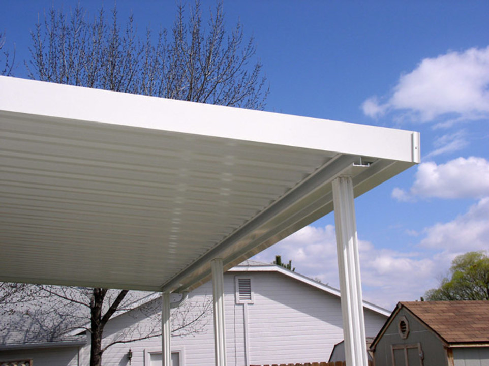 Alumawood Traditional Patio Cover