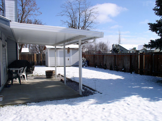 Traditional Patio Cover | Alumawood | OmniMax