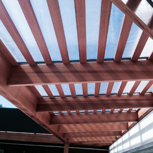 Knotwood Awnings & Pergolas / Omnimax