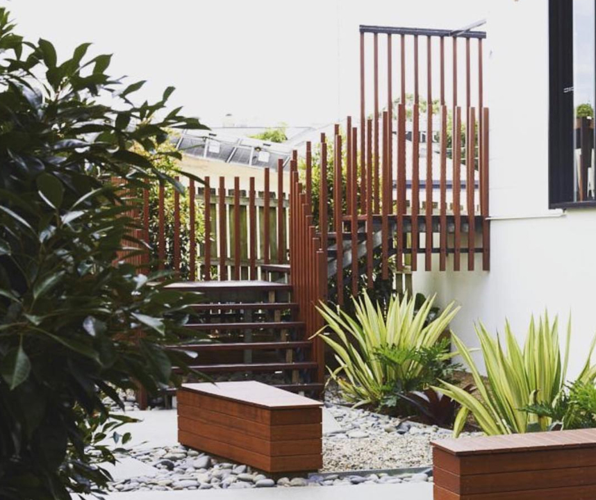 Knotwood Railings