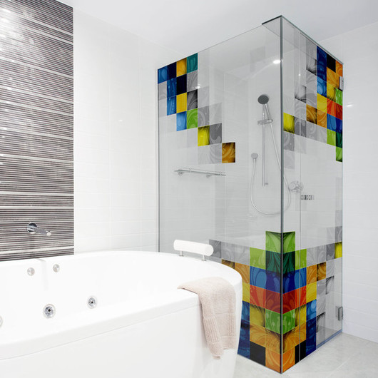 Cristales para Duchas - Shower Door / Glasstech