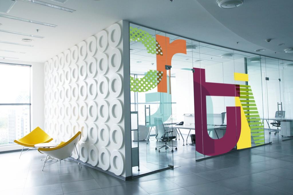 Impresión Digital en Cristal para Aplicaciones Interiores