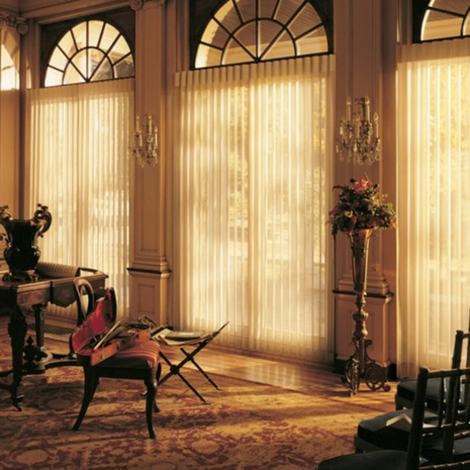 Cortinas Luminette / Hunter Douglas Brasil