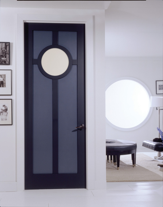 Sky-Frame · Wooden Doors - Art Deco Collection & Doors / Partitions | ArchDaily