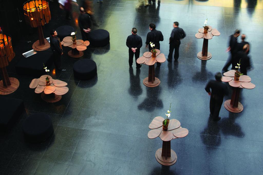 Melaminas en Instalación Museo Nacional de Bellas Artes