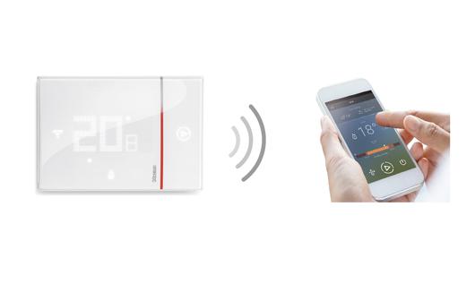 Termostato WiFi Smarther