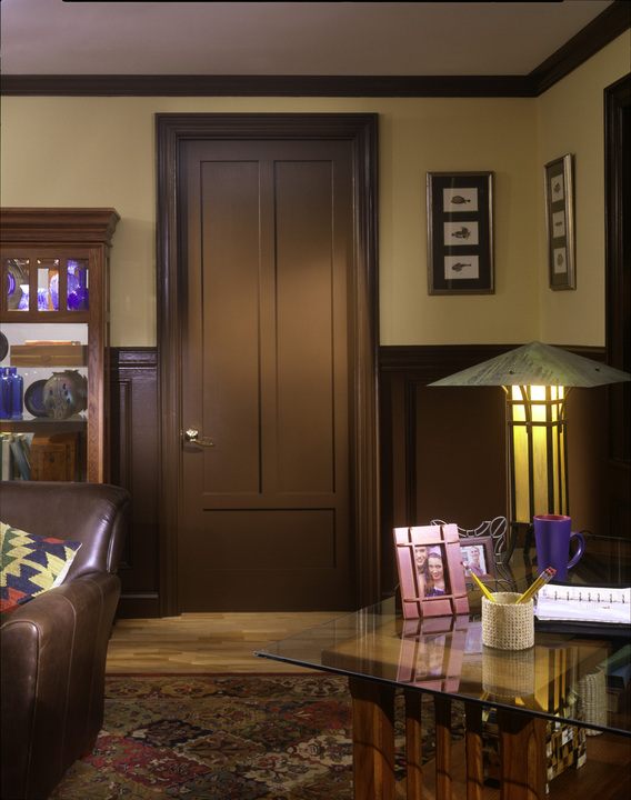 Wooden Doors - Arts  Crafts Collection