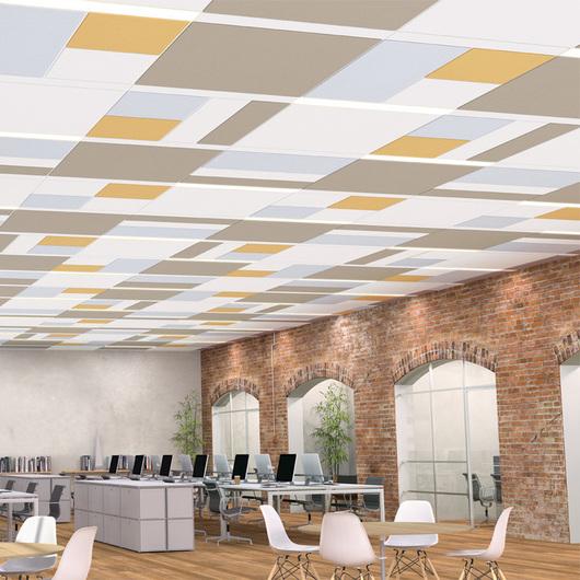 Design Flex® Sistemas de Plafón Acústico / Armstrong