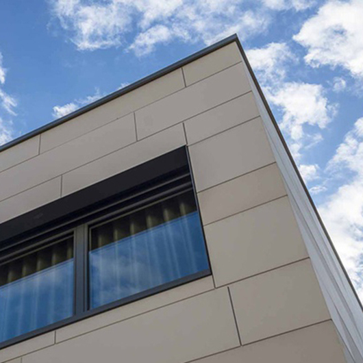 Facade Panels in Italian Residence / Lapitec®