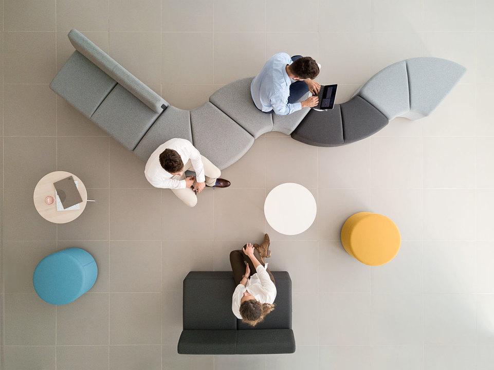 Sillones De Espera Para Oficina.Sillones Y Sofas Muebles Para Oficinas De Actiu