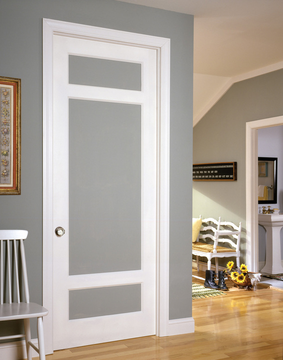 Painted Interior Door Ideas Part - 46: Wooden Doors - Farmhouse Collection From TruStile