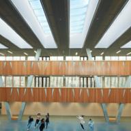 Skylights - Hessenwald Co-operative School