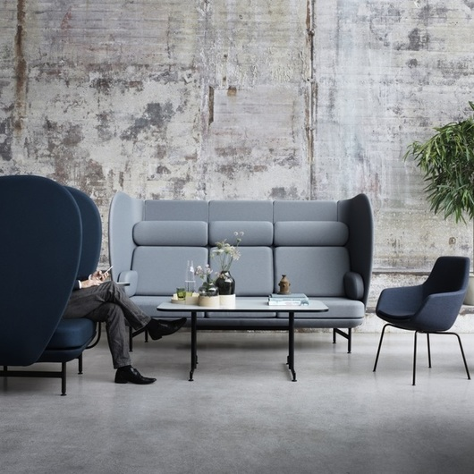 Plenum Collection - High-backed Couches / Fritz Hansen