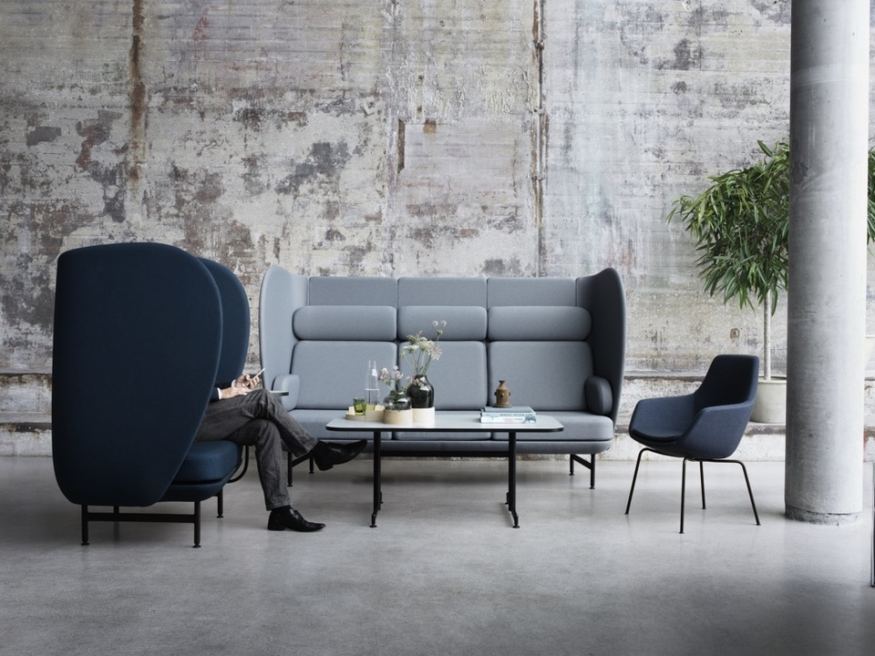 Plenum Collection - High-backed Couches