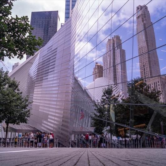 September 11th Memorial Museum Envelope System