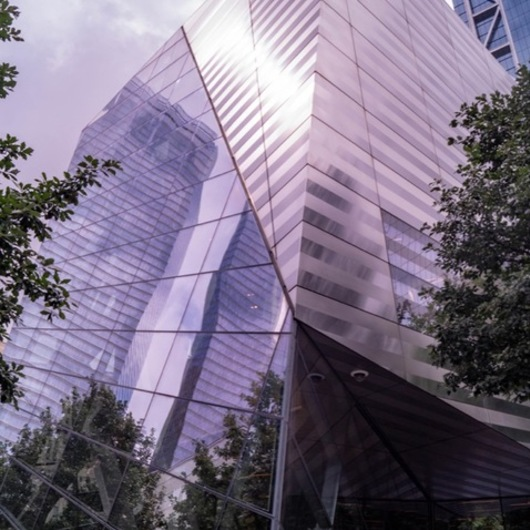 September 11th Memorial Museum Envelope System / Island Exterior Fabricators