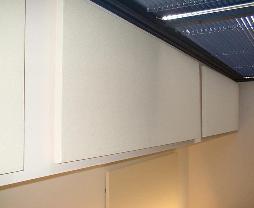 Fabric Wrapped Wall Panels - Fabrisorb™