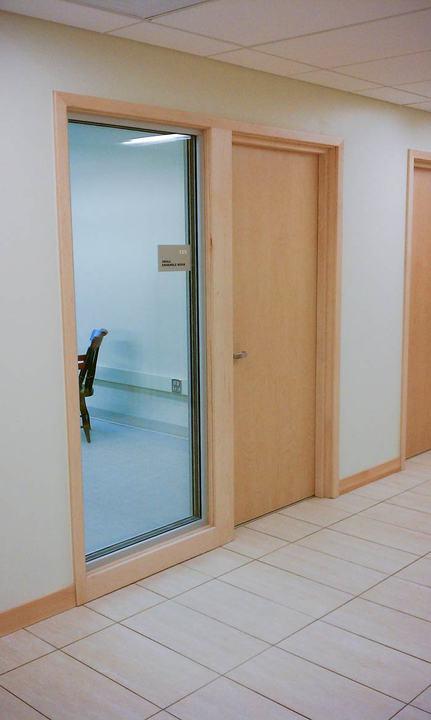 Studio 3D Soundproof Interior Doors