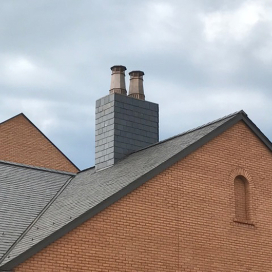 Coppercraft Chimney Pots and Caps / Omnimax