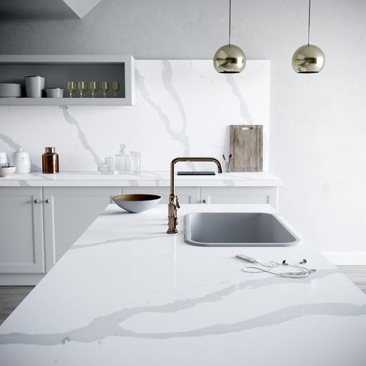 Superficies Silestone® y Dekton®  en Cocinas Estilo Nórdico