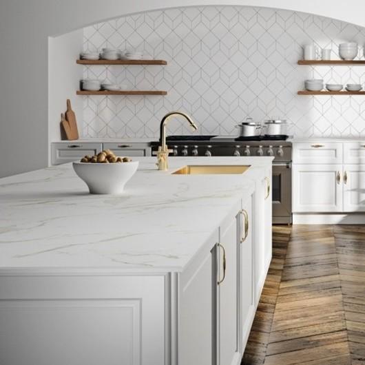 Superficies Silestone® y Dekton® para Amueblar  Cocina con Lujo y Sofisticación