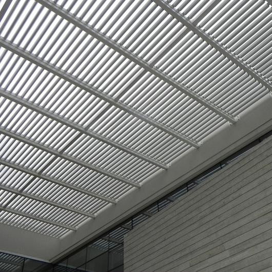 Celosías y parasoles / Metaldesign