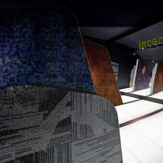 Interface na Semana do Design de Milão