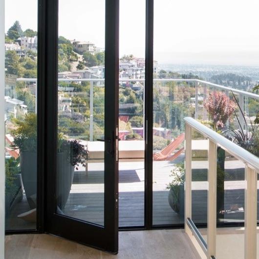 Series 7900 Hinged Door - Performance Line / Western Window Systems