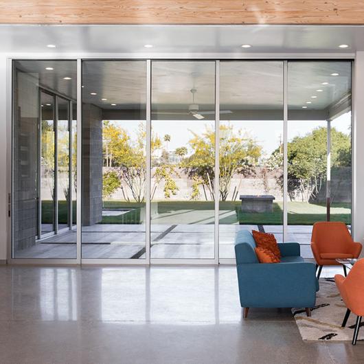Series 7600 Multi-Slide Door - Performance Line / Western Window Systems