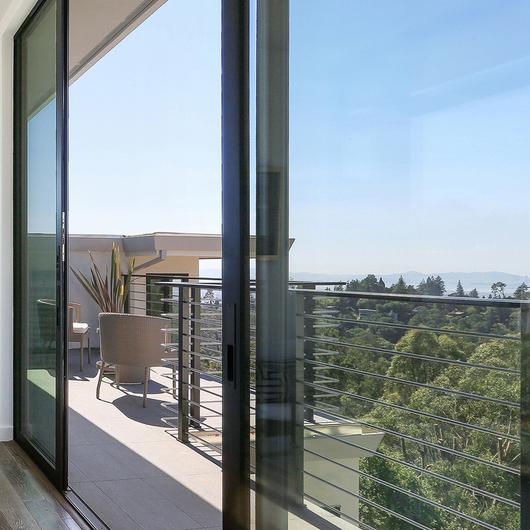 Series 7650 Sliding Glass Door - Performance Line / Western Window Systems