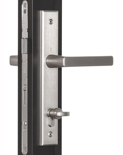 Premium Handle Detail | Western Window Systems