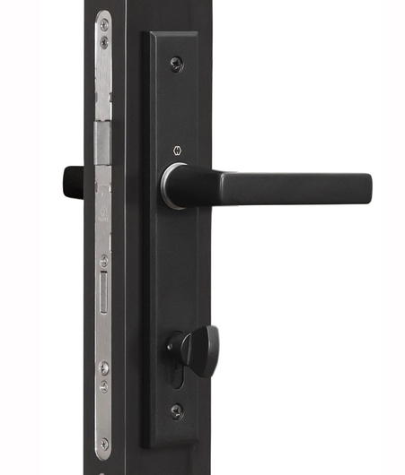 Type-A Handle Detail | Western Window Systems