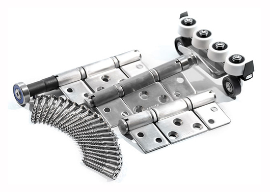 Bottom-Load Carrier Hinge   Western Window Systems