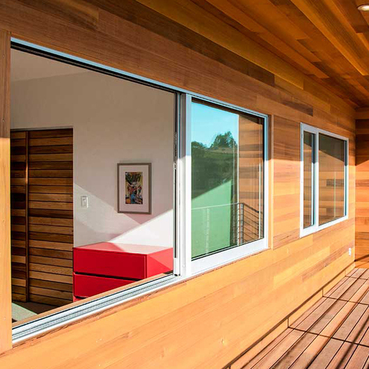 Series 600 Sliding Glass Door - Classic Line / Western Window Systems
