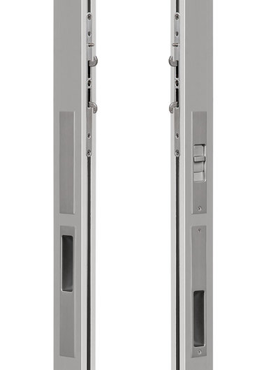 Flush Handle Detail | Western Window Systems