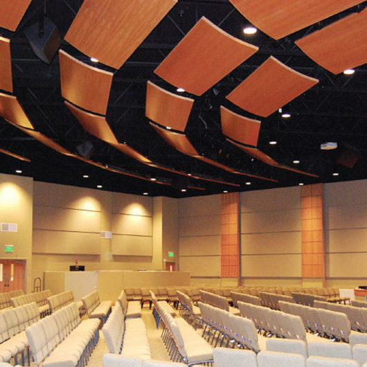 Cloud Ceilings - ASI Architectural / Acoustical Surfaces