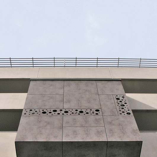 Acabados Decorativos Material - Paneles Max Compact Exterior / Fundermax
