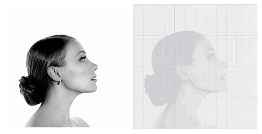 Imagen a Representación Perforada