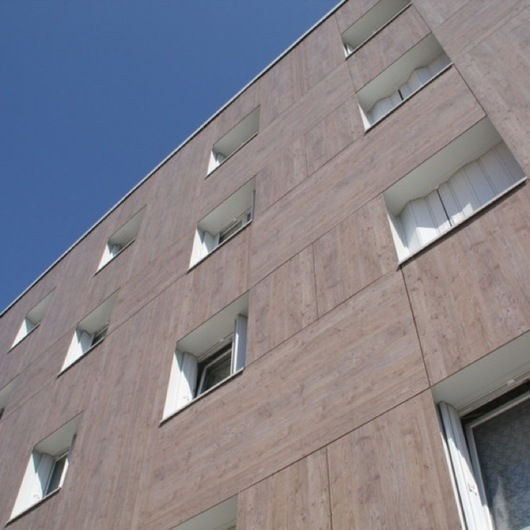 Acabados Decorativos Nature - Paneles Max Compact Exterior / FunderMax