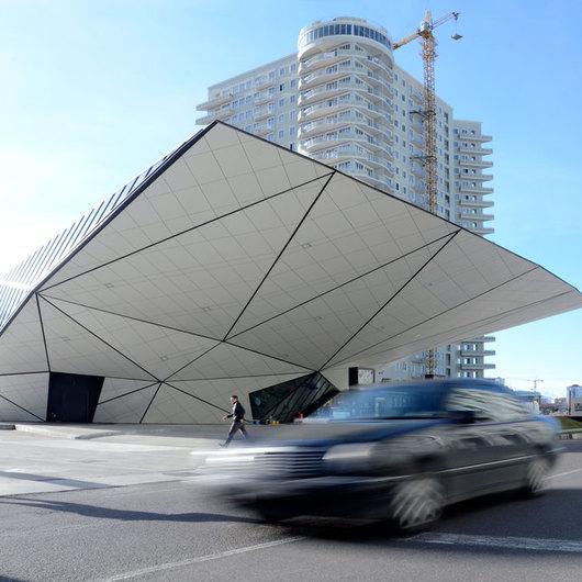 Exterior Architectural Panels - Max Compact Exterior