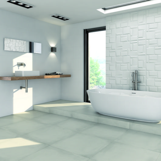 Ceramic Wall Tiles - White & Co. / Grespania