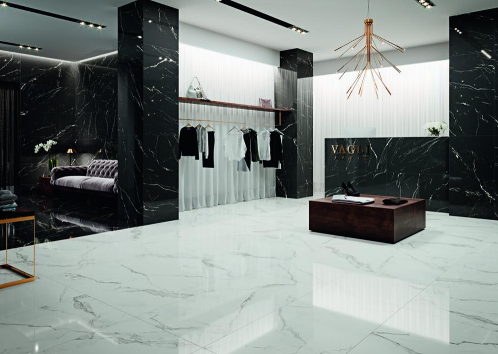 Gallery of Ceramic Marble Tiles - Marmorea - 2