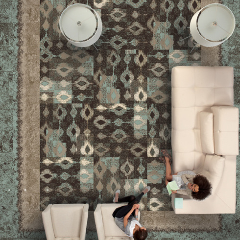 Carpete Modular Hospitality